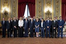 Italy's new-look government