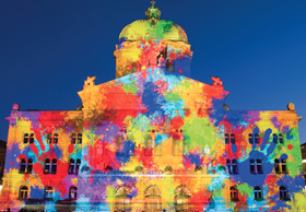 Instead of sound and light displays, the Swiss Parliament should be resolving the delays to Altersvorsorge 2020