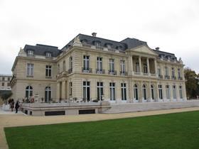 OECD headquarters Paris
