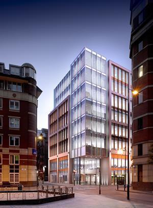 Aviva Investors buys office development site in Manchester