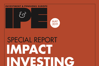 Special Reports | Investment & Pensions Europe