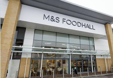 Marks & Spencer, Aylesford