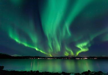 Northern nights in Norway
