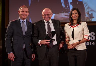 IPE 2014 Awards