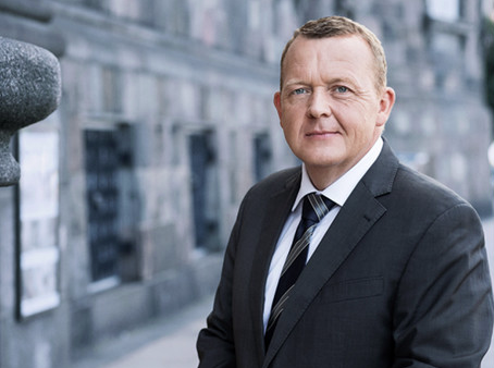 Lars Løkke Rasmussen, prime minister, Denmark