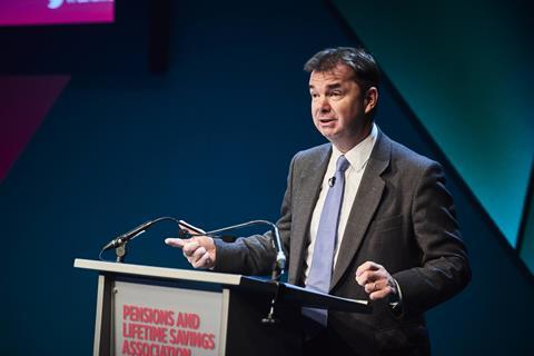 Guy Opperman, UK minister for pensions and financial inclusion