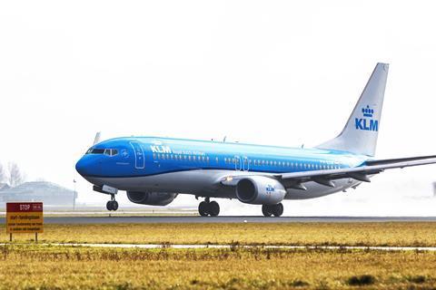KLM airline scheme nets 10% gain in 2016