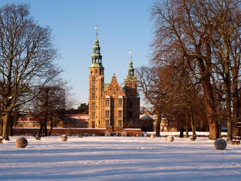 Rosenborg Castle, Denmark