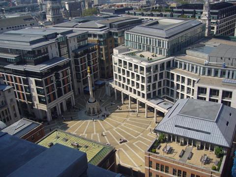 London Stock Exchange Paternoster Square