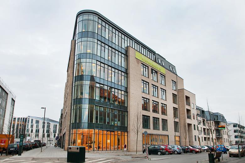 LD pension fund office, Aalborg