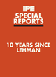 10 years since lehman