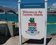 Cayman Islands Sign